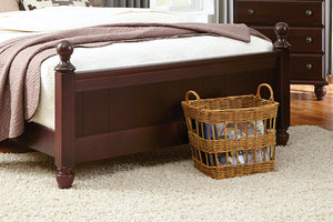 Craftsman Panel Footboard | Made in the USA