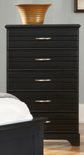 Load image into Gallery viewer, Platinum Five Drawer Chest | Made in the USA