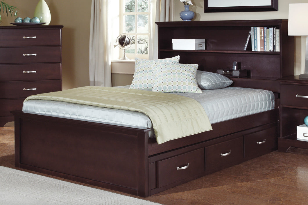 Signature Bookcase Bed | Made in the USA