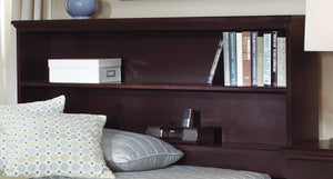 Signature Bookcase Headboard | Made in the USA