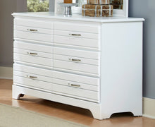 Load image into Gallery viewer, Platinum Double Dresser | Made in the USA