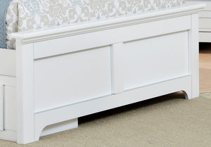 Platinum Footboard | Made in the USA