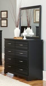Platinum Tall Dresser | Made in the USA