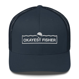 Open image in slideshow, Okayest Fisher Cap