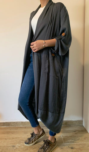 The Sophia Abaya - Casual and lightweight - The untitled project