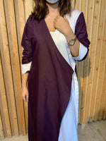 The Atlantis Wrap Abaya  - Dress Style - The untitled project