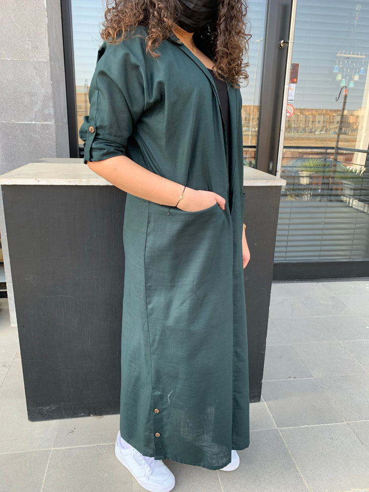 The Florida Abaya - OFFER (buy 2 for 750 SR) - The Untitled Project
