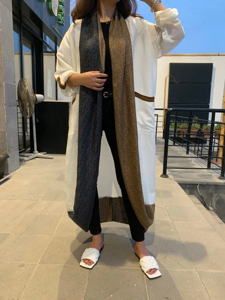 The Alexandria Abaya - Luxury in comfort - Online Shopping - The Untitled Project
