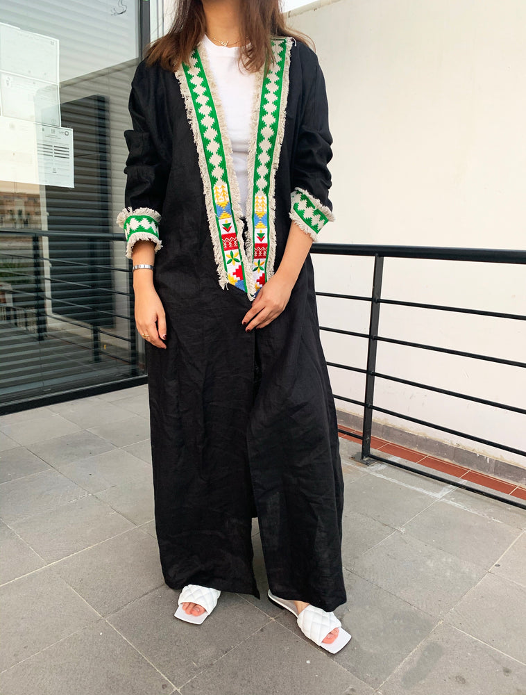 The Saudi National Abaya - Limited Edition Sleek Bisht - Online Shopping - The Untitled Project