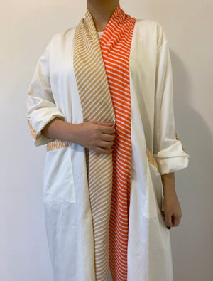 The October Abaya - in support of breast cancer awareness - Online Shopping - The Untitled Project
