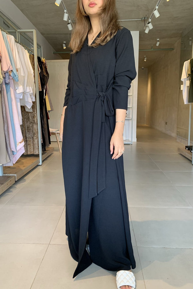 The Veneta Abaya - Italian inspired design - The Untitled Project
