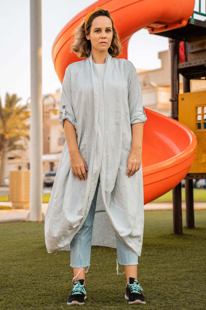 The Topaz Abaya - Casual Everyday Wear - The untitled project