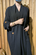 The Sophia Abaya - Casual and lightweight