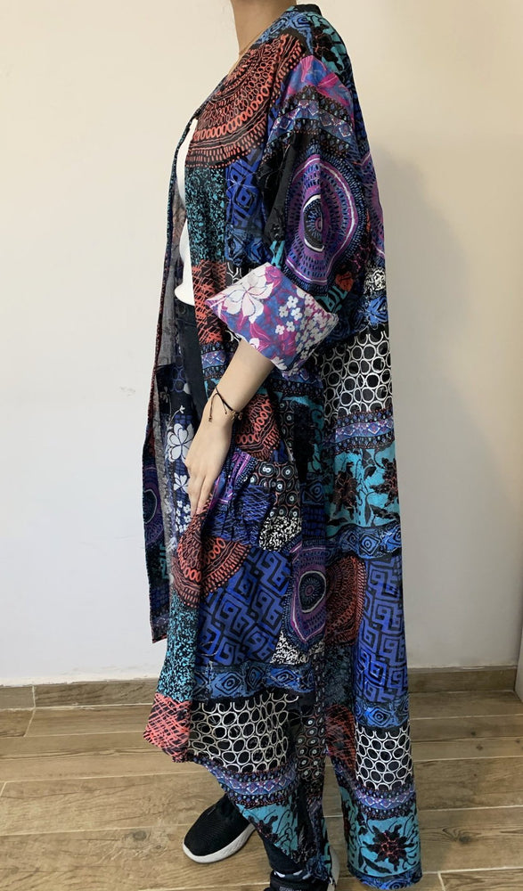 The Havana Abaya - Tropical for Summer - The untitled project
