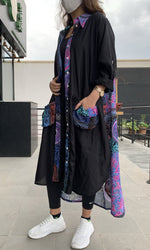The Cuba T-Shirt Style Abaya - Daily Wear suitable for summer