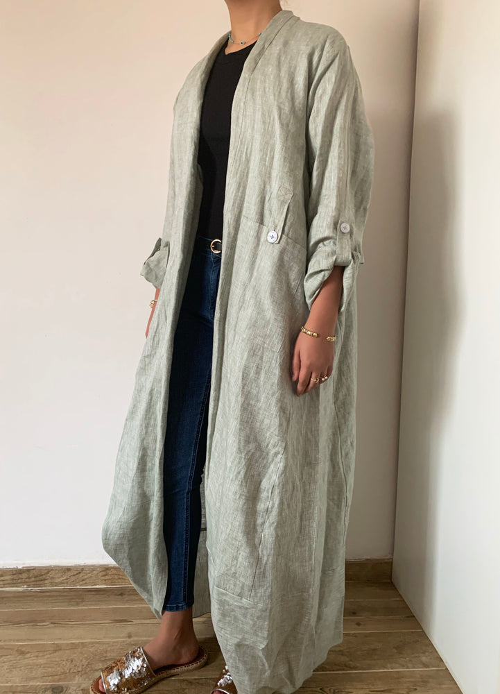 The Topaz Abaya - Casual Everyday Wear