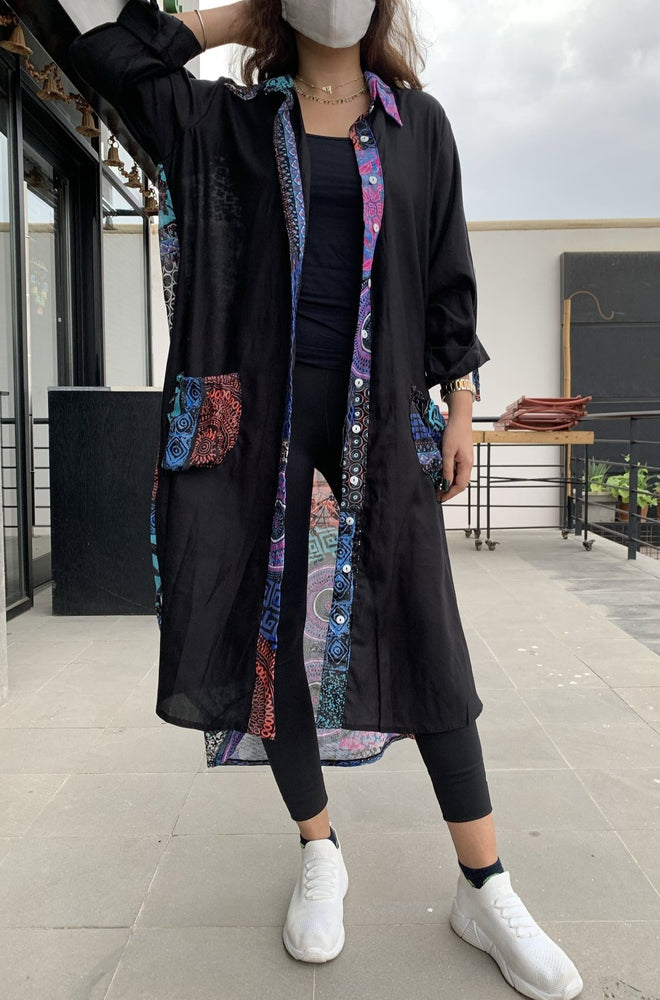 The Cuba T-Shirt Style Abaya - Daily Wear suitable for summer - The untitled project
