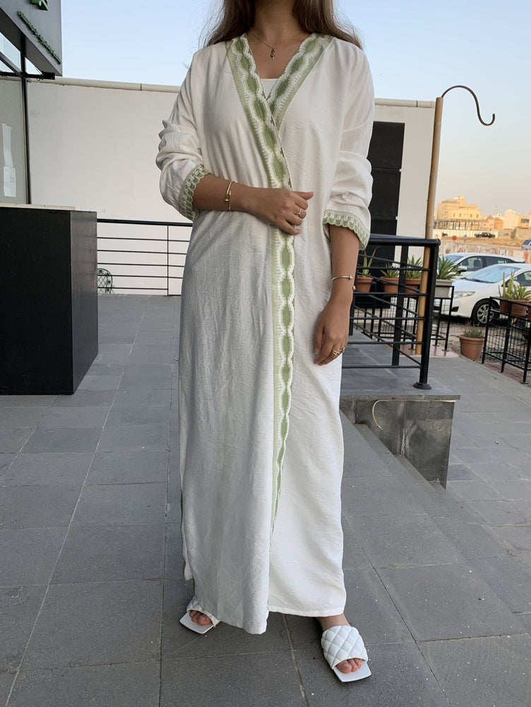 The Marrakesh Abaya - Ramadan In Comfort - The Untitled Project