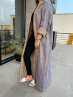 The Double Adele Abaya - Wearable on both sides - Online Shopping - The Untitled Project