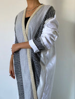The Amber Abaya - luxurious chic - The untitled project