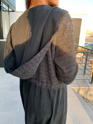 St. Cloud Abaya - hoodie inspired style - Online Shopping - The Untitled Project