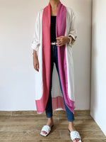 The October Abaya - in support of breast cancer awareness