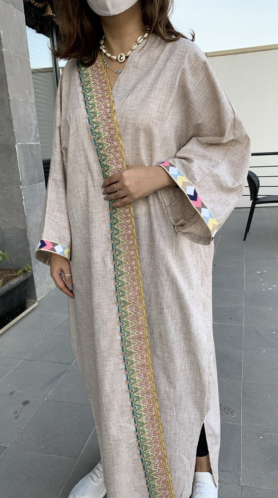The Shorooq Abaya - lightweight for summer - The untitled project