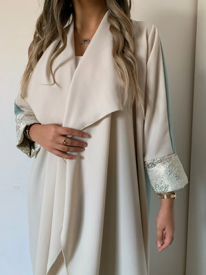 The Modena Abaya - Eid in Luxury - The Untitled Project