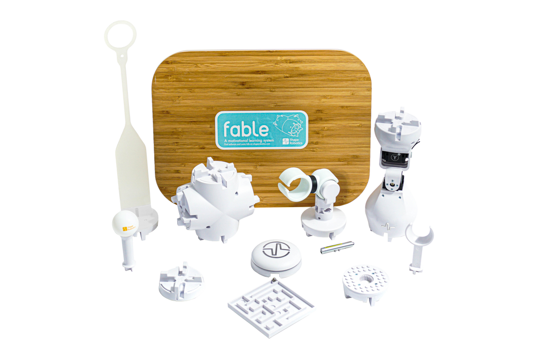Fable Explorez Ensemble!  Installer