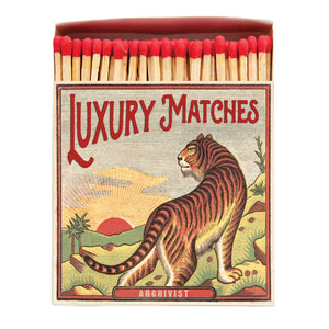 'Tiger' Luxury Matches