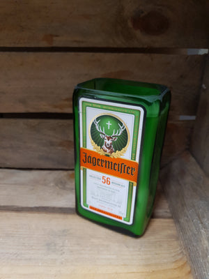 Jägermeister Bottle Candle
