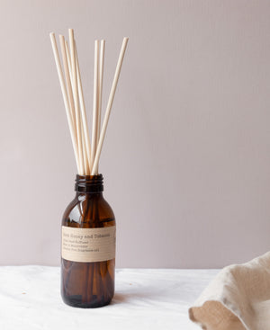 Rhubarb and Ginger Gin Diffuser