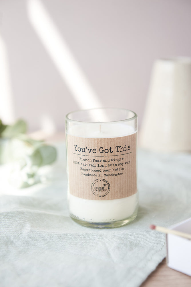 Message on a Bottle Candle 150ml