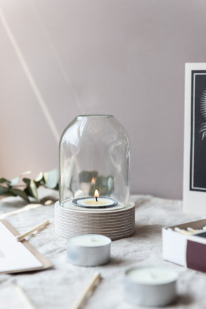 Load image into Gallery viewer, Wine Bottle Tealight Lanterns - Hire
