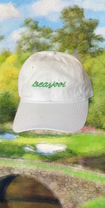 Augusta Green Limited Edition Bearfoot unstructured cap