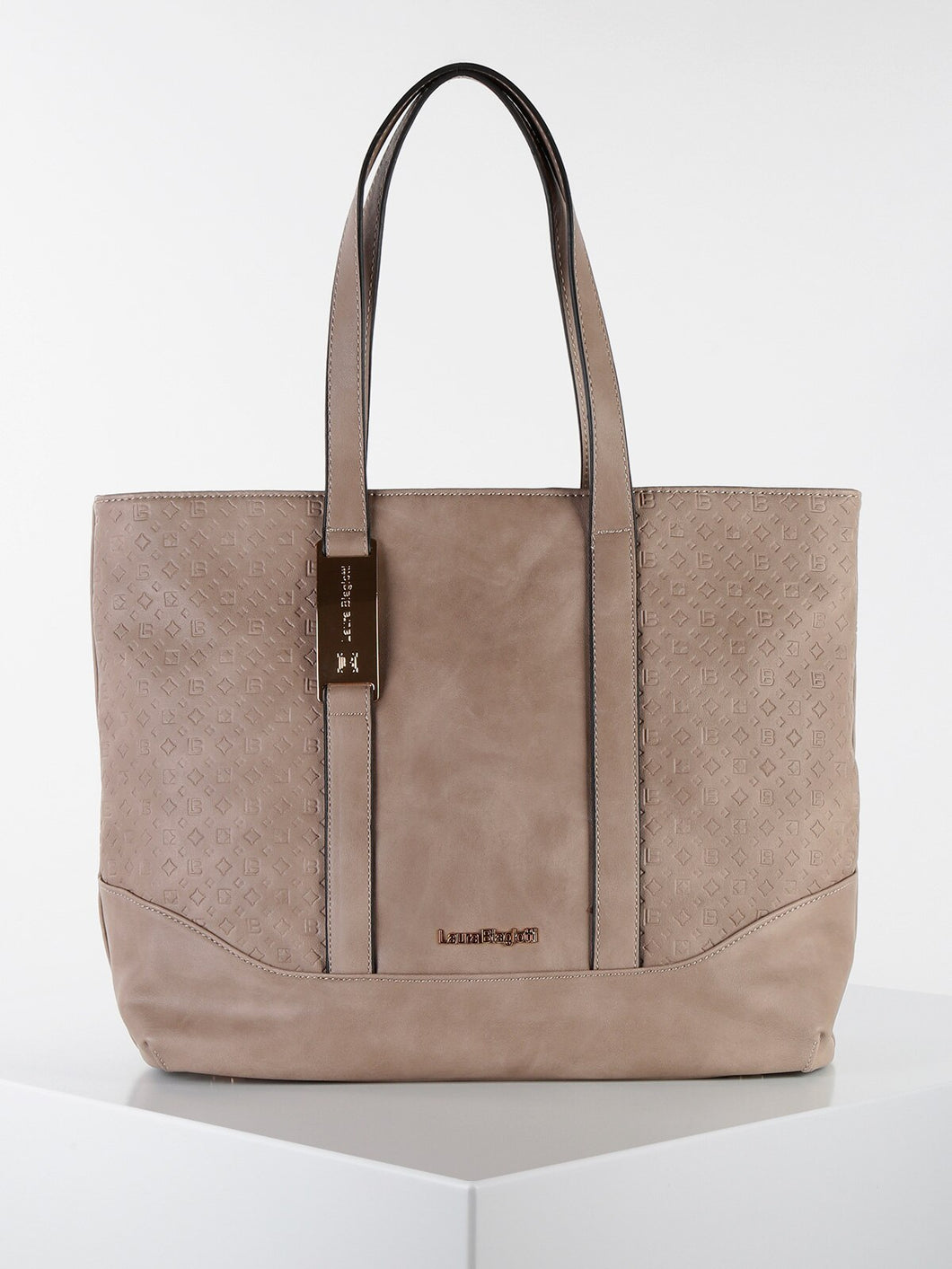 Borsa Donna Laura Biagiotti, Shopping Bag, Ecopelle