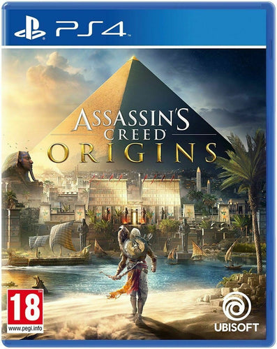 ASSASSIN'S CREED ORIGINS PS4 - ITALIANO - PLAYSTATION 4 - NUOVO VIDEOGIOCO PS4