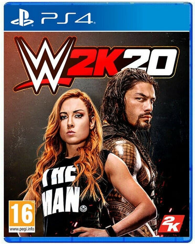 WWE 2K20 DAY ONE EDITION PS4 ITALIANO VIDEOGIOCO WRESTLING 2020 PLAYSTATION 4 VIDEOGIOCO PS4