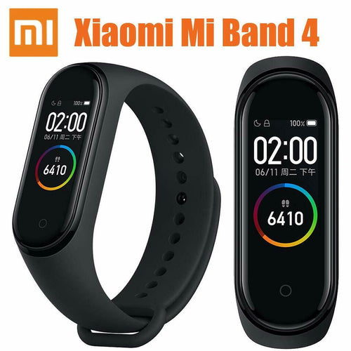 SMARTWATCH OROLOGIO BRACCIALE XIAOMI MI SMART BAND 4 FITNESS BLUETOOTH