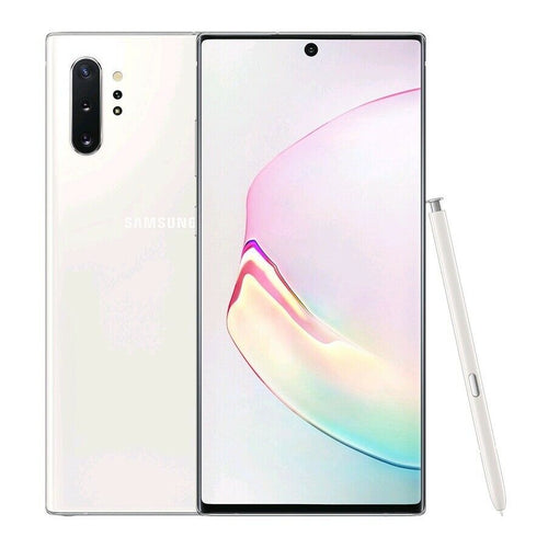 Smartphone Samsung Galaxy Note10 Plus Note10+ N975FD Dual 12GB+256GB Aura White veloce