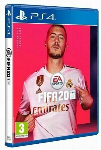 FIFA 20 STANDARD EDITION PS4 ITALIANO GIOCO PLAY STATION 4 VIDEOGIOCO FIFA 2020 VIDEOGIOCO PS4