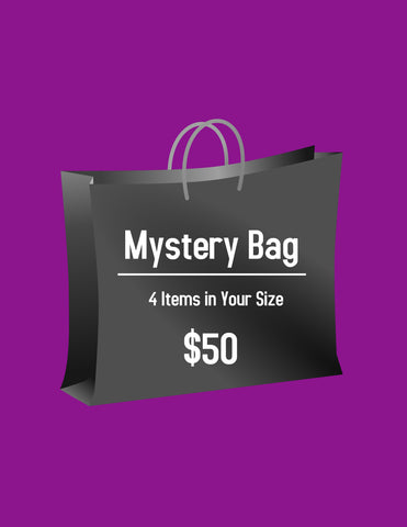 Mystery Bag in Size Small