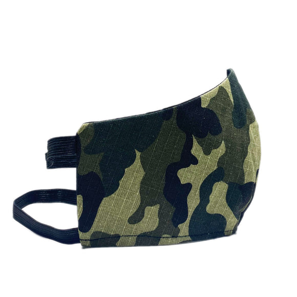 Army Camouflage Face Mask - binta sagale shop