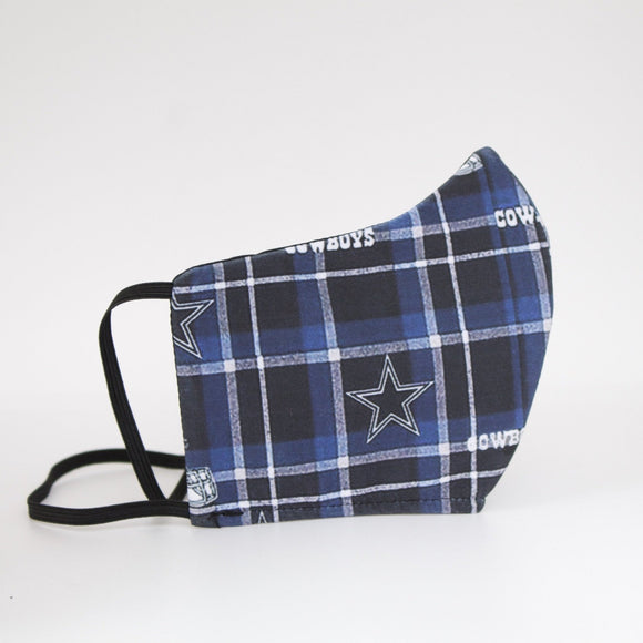 Cowboys Face Mask - Binta Sagale Shop