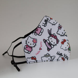 Hello Kitty Face Mask - Binta Sagale Shop