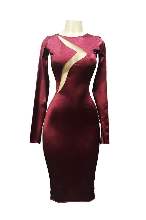Mid-length Holiday dress - Binta Sagale Shop