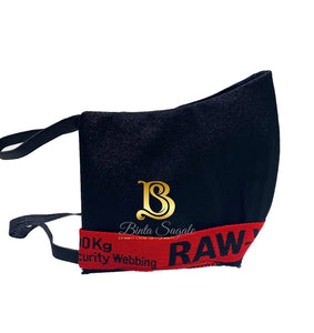 Raw-Red - Binta Sagale Shop