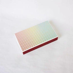 Ombre Scale Rainbow Matchbox