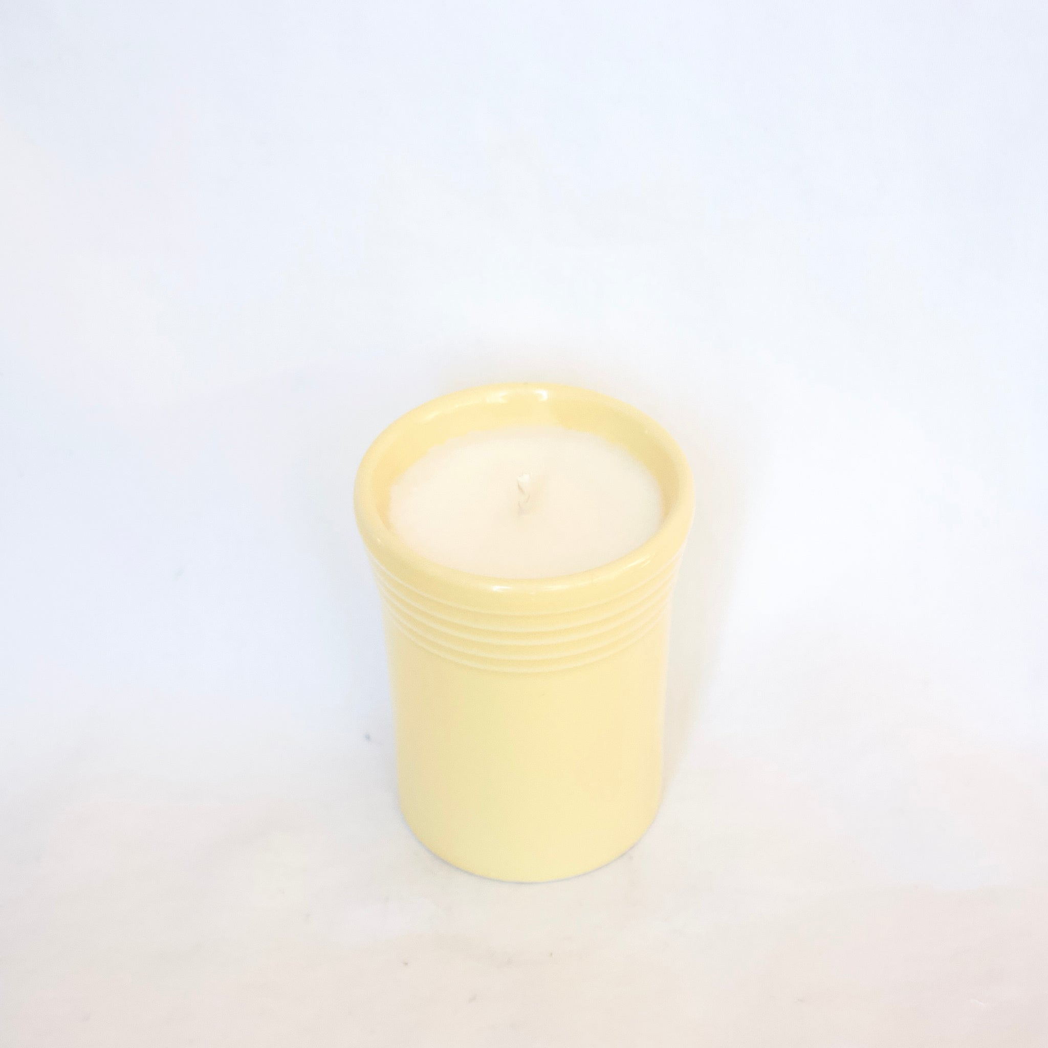 Vintage Fiesta Ware Candles: 3-Piece Set