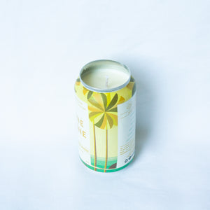 JuneShine Honey Ginger Lemon Candle